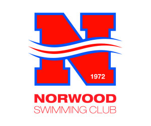 logo norwood swim club