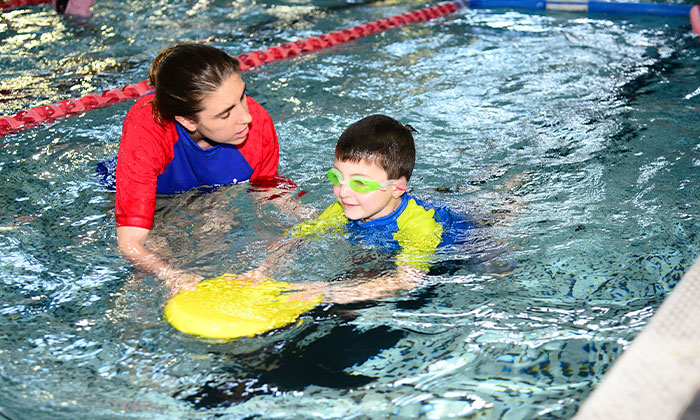 Free Swimming Assessment